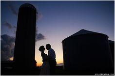 Katelyn & Jeff's Indiana Barn Wedding | Kelly Benton Photography www.kellybenton.com