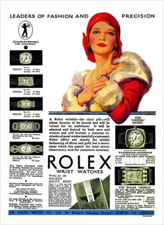 When Rolex was awesome...