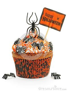Halloween cupcakes   #NoTricksAllTreats