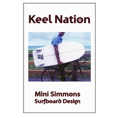 Shape Your Own Mini Simmons Surfboard