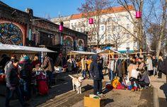 RAW-Gelände: van vervallen industrie naar cultureel complex