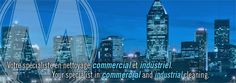It services hundreds of businesses throughout greater Montreal, the province of Quebec and beyond.