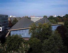 Внутри нового лондонского музея: первый взгляд на интерьер от Джона Поусона