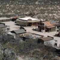 A beautiful filming and photography location in Cochise County, Arizona. Gammons Gulch movie set and Museum.