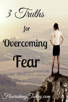 The world gives us many reasons to fear. With all the negative news, we can easily fall into a habit of worrying. Here are three ways to break the cycle of fear and walk in victory.