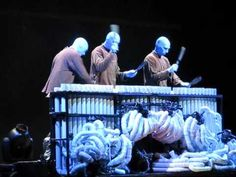 Blue Man Group is coming to the Fox! We've got tickets for the 2PM and 8PM show on Jan 19!     Contact mfhurley@csoa.com to purchase!