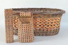 willow bark baskets | par Dunbar Gardens