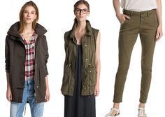 #denim #parka #outerwear #style #fashion #summer #collection #parka #sweatshirt #knit #tank #top #trousers #jumpsuit #jeans #casual #sporty #traveloutfit #workoutfit @Esprit