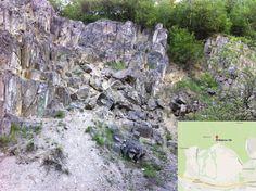 Nieczynny kamieniołom skał wulkanicznych w Miękini. Znajduje się w pobliżu Ośrodka Dydaktycznego AGH. W weekend można spotkać tam quadzistów, crossowców oraz terenówki na stromych podjazdach :)