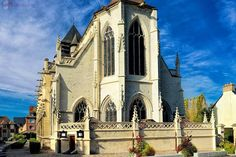 Pont L'Eveque – Saint-Michel Church – Travel Information and Tips for France