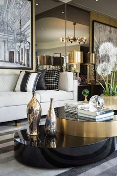 Get inspired by these luxurious interior design ideas and upgrade your home for fall!