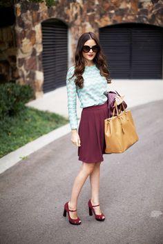 Vintage elegance. elegant. I'd probably buy those shoes