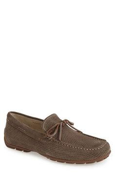 90a3ec9b4498 Geox  Monet 28  Driving Shoe (Men) available at  Nordstrom Driving Shoes