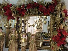 50 Diy Christmas Decorations, Christmas Bathroom Decor, Christmas Tree Design, Gold Christmas Tree, Colorful Christmas Tree, Christmas Crafts For Gifts, Christmas Mantels, Elegant Christmas, Christmas Diy