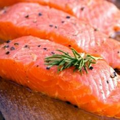 Smoked Salmon III Recipe