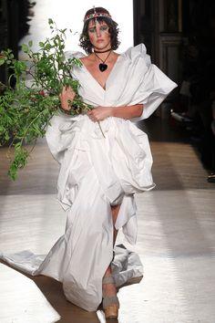 Le défilé Vivienne Westwood printemps-été 2015