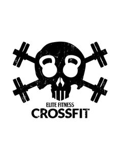 Crossfit by David Alonso, via Behance