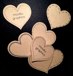 50 iphone shaped custom business cards earring cards cards 100 custom printed die cut heart tags business cards earring cards approx 21 reheart Choice Image