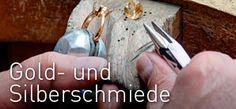 Kunsthandwerks-Innung: Gold- und Silberschmiede, Uhrmacher, Musikinstrumente-Hersteller und mehr.