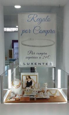 MaxDream Cáceres dispone de un córner Luxenter