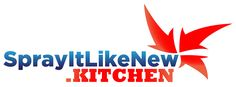 Spray It Like New Kitchen Logo