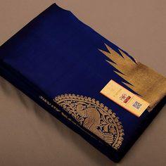 Beautiful kanjivaram sarees direct from looms. by Silks Uppada Pattu Sarees, Silk Saree Kanchipuram, Indian Silk Sarees, Soft Silk Sarees, Silk Lehenga, Saree Blouse Neck Designs, Sari Blouse, Wedding Silk Saree, Bridal Sarees