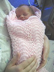 Ravelry: Feather and Fan Rainbow Baby Blanket pattern by Cathy Waldie