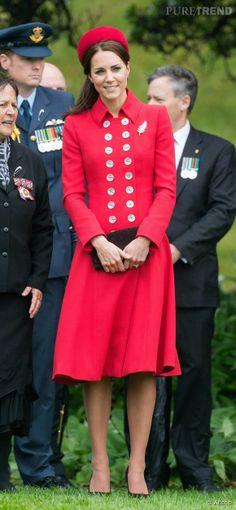 Kate Middleton : le colorama de la Duchesse en 28 looks qui flashent