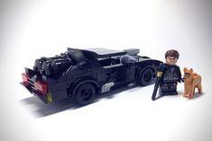 Mad Max- Fury Road LEGO Vehicles