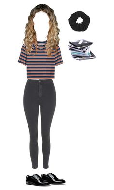 """Untitled #44"" by ellenvinther ❤ liked on Polyvore featuring Topshop"