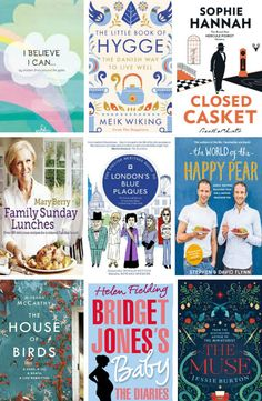 Best books for Christmas 2017 - a round up of some of the best books to buy for gifts (or just for yourself)