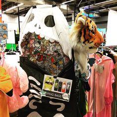 Skeleton Sleeping Bag at the Palais Des Congres in Montreal! Onesie Costumes, Sleeping Bag, Montreal, Skeleton, Onesies, Pajamas, Bags, Pjs, Handbags