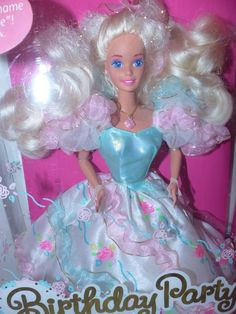BARBIE HAPPY BIRTHDAY COLLECTION ღ۞ღ AU CHOIX / YOUR CHOICE ღ۞ღ NRFB | eBay
