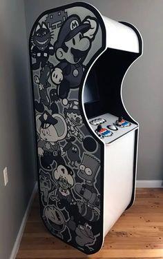 cnc images   arcade games videogames bricolage