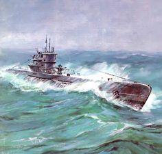 U-Boot Type VIIC 1944