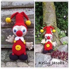 Kelly's Kreaties: Patroon Jokie
