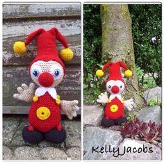 Kelly's Kreaties: Patroon Jokie