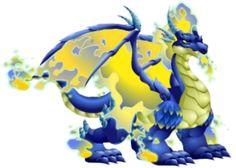 Blue Fire Dragon-----Dragon City Dragon City, Blue Dragon, Dragon Ball, Pokemon, Draco, Amazing Art, Sonic The Hedgehog, Origami, Disney Characters