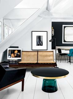 cool chic room