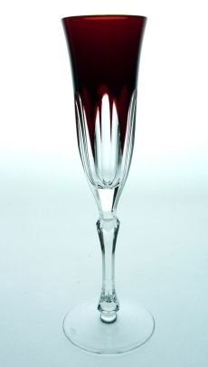 Valentines Celebration....Caprice Lead Crystal Champagne Flute - Caprice Champagne Flute