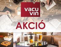 Webáruházunkból praktikus és ízléses konyhai felszereléseket vásárolhatsz. Biztos lehetsz benne, hogy termékeink beszerzésével nem dönthetsz rosszul, hiszen egy konyhai kiegészítőnek mindenki örülne, aki szeret kreatívan a konyhában tevékenykedni. Borkedvelőknek VacuVin borászati termékeinket ajánljuk: borhűt mandzsetta, borkiöntő, borhűtő, levegőztető, dekantáló kancsó, edényalátéttel stb... Nézz szét kínálatunkban és ha konyhai vagy borászati/bár eszközökre van szükséged, bátran…