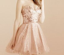 Inspiring picture blonde, dress, homecoming, pink, prom.
