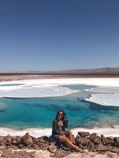 Melhor época para visitar o Deserto do Atacama Chile, Water, Sidewalk, Places, Autumn, Viajes, Places To Visit, Gripe Water, Chili Powder