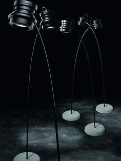 Floor lamps by Diesel