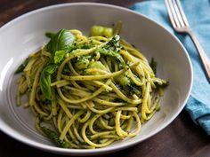 The Right Way(s) to Serve Pesto on Pasta