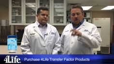 Product Talk: 4Life Transfer Factor® Tri-Factor® Formula