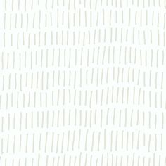 TICK MARKS PEEL & STICK WALLPAPER - beige, white