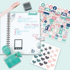 Kit carnet créatif Ma jolie papeterie - Toga