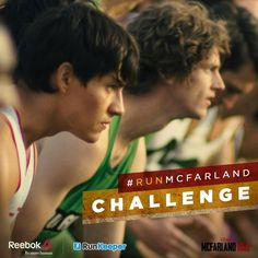 Enter the #RunMcFarland Challenge for a chance to win gear from Reebok and a $10,000 stipend for the school of your choice!   Learn more: http://challenges.runkeeper.com/runmcfarland/