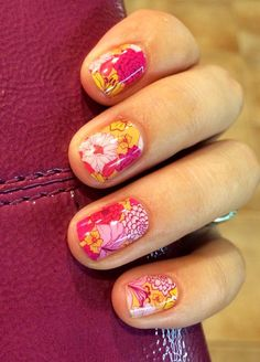 Beauty in Bloom from fall 2014 will be available tomorrow for #tbt http://sarahmarnold.jamberry.com